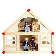 Domeček s panenkami
