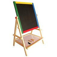 Black and white drawing board