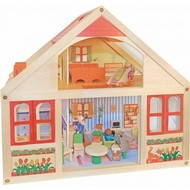 Woody Dollhouse - Veronica