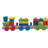 Woody Folding freight train