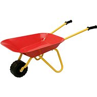 Woody Garden Wheelbarrow Red - Kids' Wheelbarrow