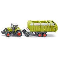Siku Farmer - Traktor s valníkovým prívesom