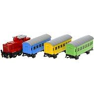 Siku Super - Train set locomotive + 3 carriages
