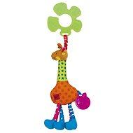 K's Kids Veselá žirafa Igor - Hračka pre kočík