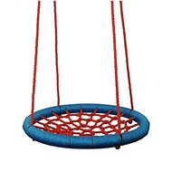 Woody Rocking circle (blue-red)