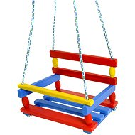Wooden swing - color