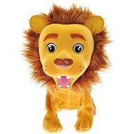 Kokum plyšový lvíček 26cm - Zvířátko