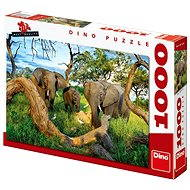 Dino Elefanten aus Botswana