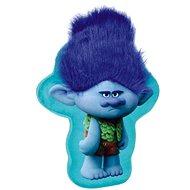 Trollové - Tvarovaný polštářek Branch