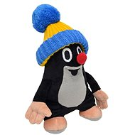 Characters from cartoons - Mole with a ski cap