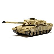 Tank British MBT Challenger 1 Desert Yell 1:72 - RC model