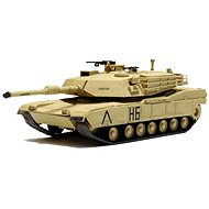 ank US M1A1 Abrams Desert Yellow 1:72 - RC model