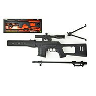 Teddies sniper rifle with sound and light