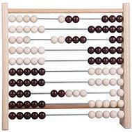 DETOA Marmor Zähler - Holzspielzeug