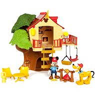 Micro Handel Mickey Mouse Baumhaus - Spielset