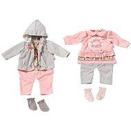 Baby Annabell - Bekleidung auf Kleiderbügeln - Zubehör für Puppen