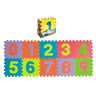 Teddies Foam puzzle numbers