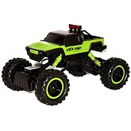 Wiky Rock Buggy - Green monster auto - RC model