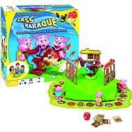 EPline Cool Games Tri prasiatka - Spoločenská hra