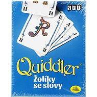 Quiddler - Karetní hra