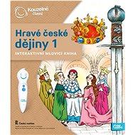 Kouzelné čtení - Kniha Hravé české dějiny 1