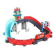 Chuggington - Set of rescue training with Wilson - Train