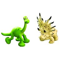 Good Dinosaur - Arlo & Forrest forest steppe