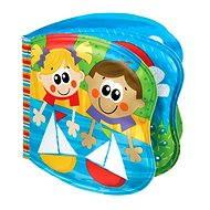 Playgro - Kúpacia knižka deti v parku