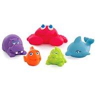 Playgro - Meerestiere 5 Stück - Wasserspielzeug