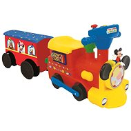 Disney Children's Mickey Mouse Train - Ride-On Toy