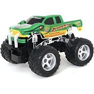 New Bright RC Monstertruck FF 01.24, grün / gelb