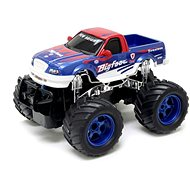 New Bright RC monster truck FF 1:24, blue / red