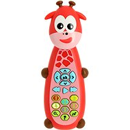Giraffe on remote control - Controller