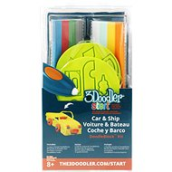 3Doodler Start - DoodleBlock Car & Ship - Creative Kit
