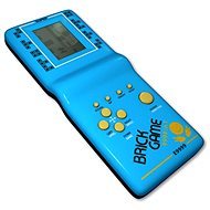 Teddies Brick Game Tetris - blue