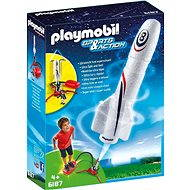 PLAYMOBIL® 6187 Rocket with Launch Booster