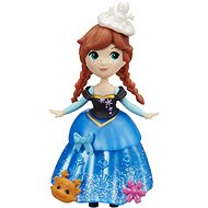 Hasbro Ice kingdom little Anna doll (in the other dress) - Play Set