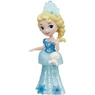 Hasbro Ice kingdom little Elsa doll (in the second dress) - Play Set