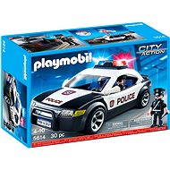 Playmobil 5614 Police Patrol Car
