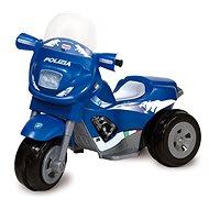 Biem Motorbike Panther 6V - blue