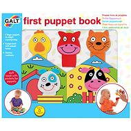The first hand-puppet book
