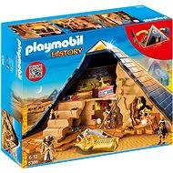 Playmobil 5386 Faraonova pyramida - Stavebnice