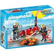 Playmobil 5397 Zásah hasičov s vodnou pumpou