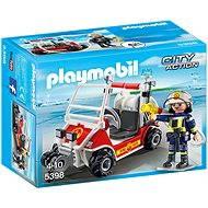 Playmobil 5398 Hasičská štvorkolka