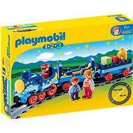 Playmobil 6880 Můj první vláček s kolejemi (1.2.3)