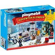 """Playmobil 9007 Adventný kal. """"Policajné zásah v klenotníctve"""""""