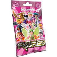 Playmobil 9242 Figures Girls (Serie 12) - Figúrky