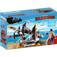 Playmobil 9249 Eret with a fiery crossbow - Building Kit