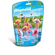 Playmobil 6651 A flock of flamingos - Building Kit