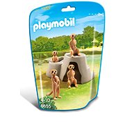 Playmobil 6655 Surikaty - Building Kit